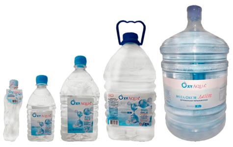 О питьевой воде ОКСИ