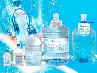 Информация о воде ОКСИ ПРЕМИУМ